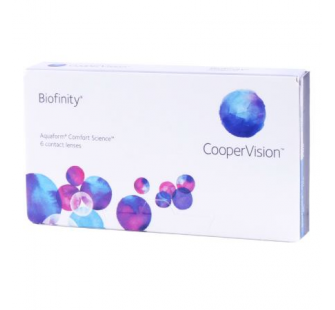 Biofinity (6 unid)