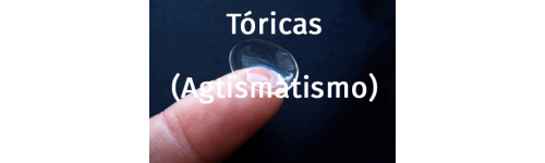 Tóricas(Astigmatismo)