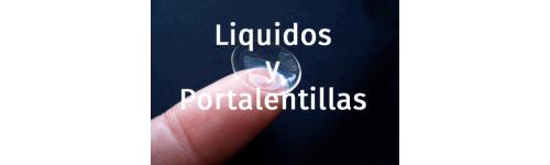 Liquidos y portalentillas